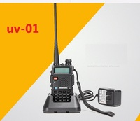 Baofeng UV 01 Walkie Talkie PMR 8channel 0.5W power strong case for children using