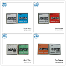 Surf Wax Favorable Combo Base Wax+Warm/Cool/Cold/Tropical Water