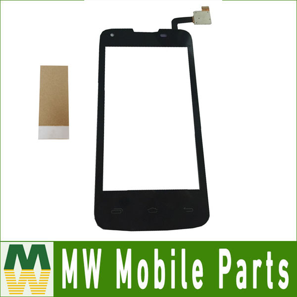 1PCS/Lot Touch Screen Digitizer Touch Glass For Micromax A092 Black Color