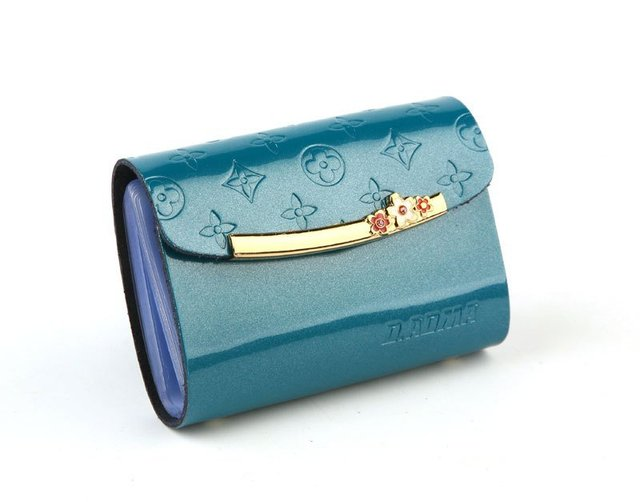 Retail card bag lacquered bag Free shipping