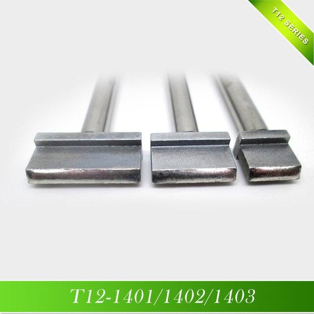QUICKO T12-1401/1402/1403  spade scraper spatula soldering iron tip FX-951 soldering station FM-2027 FM-2028 FX-9501