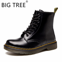 2019 Boots Women Genuine Leather Shoes For Winter Boots Shoes Woman Fashion Warm Genuine Leather Botas Mujer Female Ankle Boots