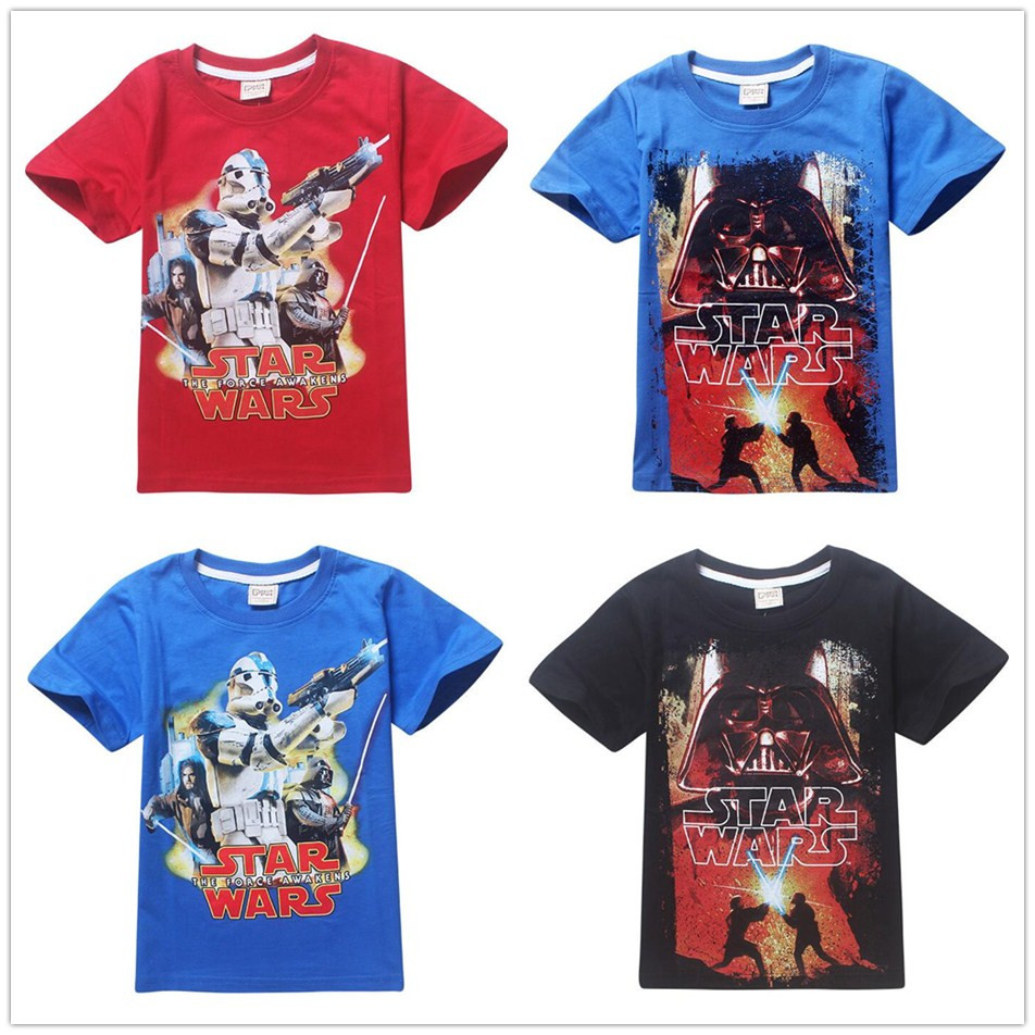 Kids Star Wars Clothing and Merchandise With our collection of Star Wars Kids T-Shirts and Merchandise, you won't have to wait for a duel to the death before you .