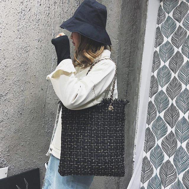 82c133821 1 Pcs Mulheres Senhora Menina bolsa de Ombro Cadeia Saco Crossbody para  Viagens Compras Dinheiro Chave KA BEST