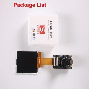 Image 5 - Sipeed MAIX Bit AI development board for straight breadboard with Screen+Camera K210 M12 K210 M12 Lens
