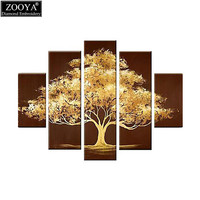Zhui Star 5d Diy Diamond Embroidery Wealth Tree Diamond Painting Cross Stitch Full Square Drill Rhinestone