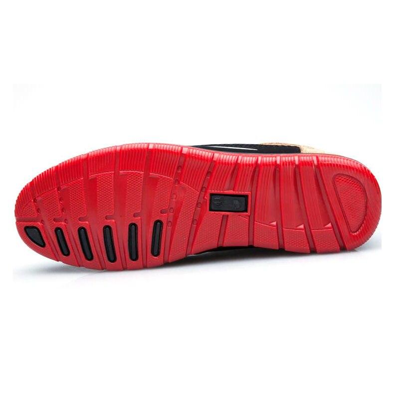 Nuevos zapatos casuales de lona de los hombres de alta calidad de CPI - Zapatos de hombre - foto 6
