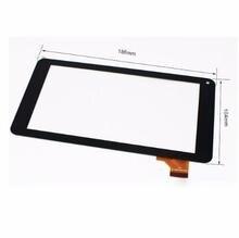 Nuevo reemplazo de pantalla táctil Capacitiva panel táctil digitalizador sensor Para 7 pulgadas Tablet PC YLD-CEG7079-FPC-A1 HXS. envío Gratis