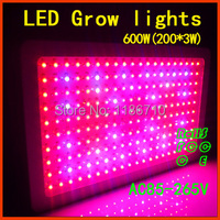Factory direct sale 600w led grow lights china with Professional 9 band full spectrum led grow lights for Hydroponics