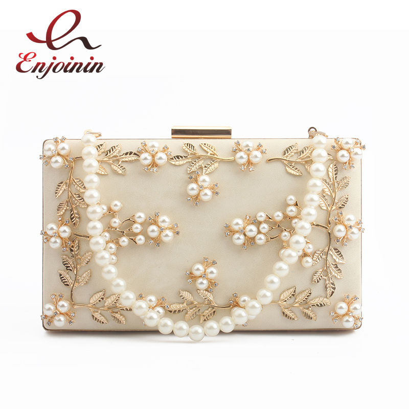 Luxury fashion flower diamond party pu leather female ladies chain purse evening bag clutch bag mini shoulder bag handbag flap  new fashion weave striped pu leather pearl leather pair mini bag old bag clutch bag female chain purse handbag shoulder bag