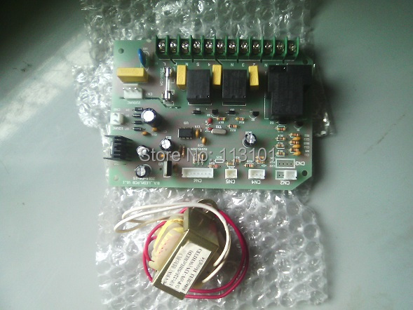 Ice Cream Machine Spare Parts, Circuit Board Part of soft ice cream machine with transformer цены