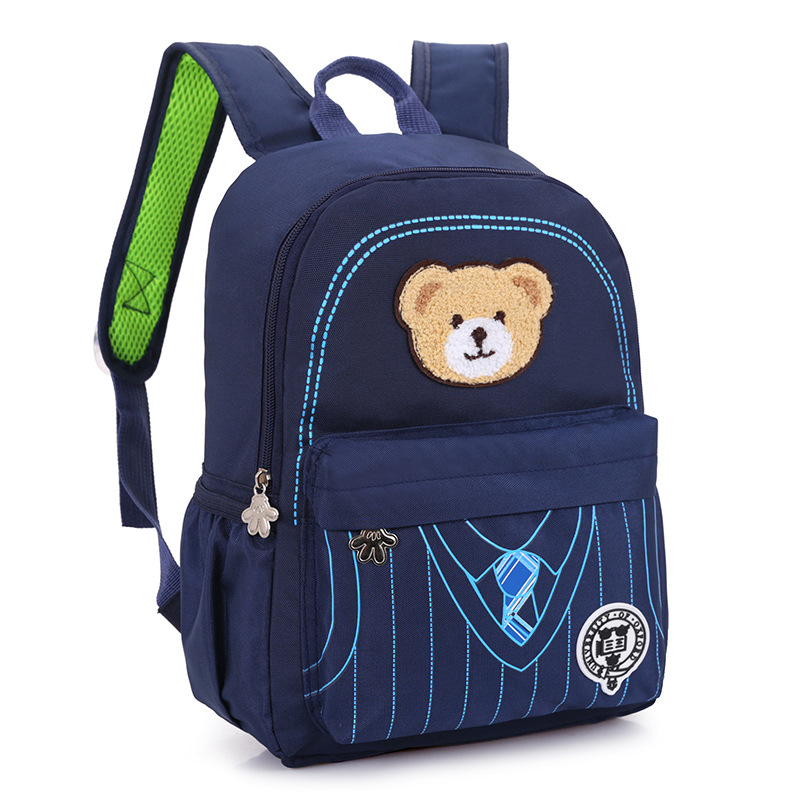 HOT SALE Kids School bag Children backpacks Boys Girls baby bags Cartoon bear kindergarten school backpack PT1159 potette plus упаковка одноразовых пакетов для горшка