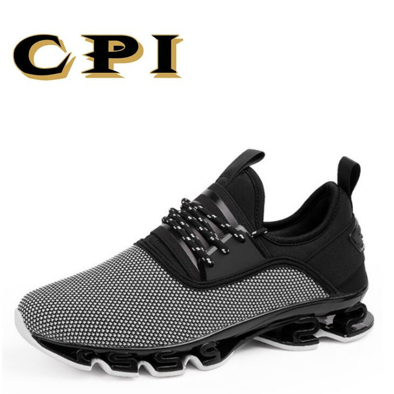 Summer Cool Breathable Men Sneakers Shoes Air Mesh Casual Shoes Gingham Lace Up Comfortable Shoes For Walk Sneakers Men ZY-17