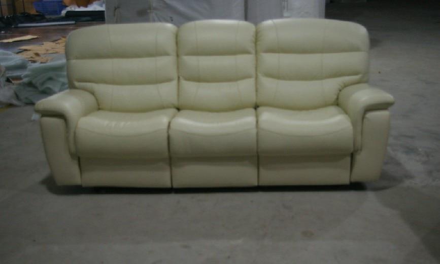 2015 sala de estar sofá moderno sofá reclinable sofá de cuero con - Mueble - foto 3