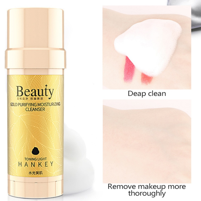 Long Lasting Moisturizing Facial Pore Cleanser Face Washing Product