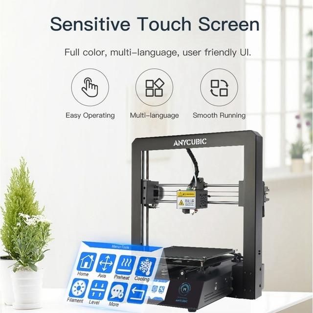 ANYCUBIC I3 Mega 3D Printer 3
