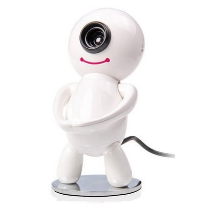 HD camera free drive desktop computer cartoon notebook video head with. phone anti peeping HD camera hd pc camera free drive with a phone