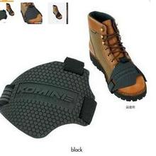 Для Komine BK204 мотоцикл шестерни переключения обуви защитный изоляционный элемент Сдвиг Носок Мотоциклетный Ботинок защитный чехол