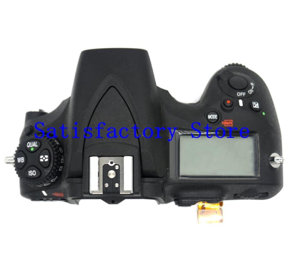 NEW LCD Top cover / head Flash cover For Nikon D810 Digital Camera Repair PartNEW LCD Top cover / head Flash cover For Nikon D810 Digital Camera Repair Part