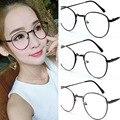 Moda Vintage Gafas Mujeres Hombres Anteojos Eyewear Frames montura de gafas anteojos Marcos de los Vidrios Mujeres Señora grado No grado