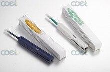 2.5mm Universal Fiber Optic Cleaning Pen for FC, SC, ST Connector+ 1.25mm Fiber Optic Cleaning Pen for LC