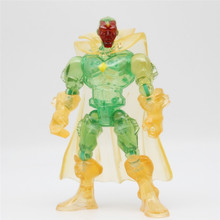 Marvel  legends avengers Vision Super Hero Mashers Action Figure