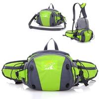 TANLUHU Unisex Waist Fanny Pack Marathon Running Belt for Fitness Jogging Running Cycling Belt Bags with Water Bottles Holder