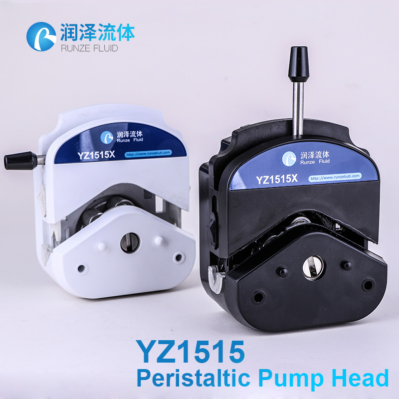 Runze YZ15 Peristaltic Pump head with Tube Rubber High Flow 1500ml/minRunze YZ15 Peristaltic Pump head with Tube Rubber High Flow 1500ml/min