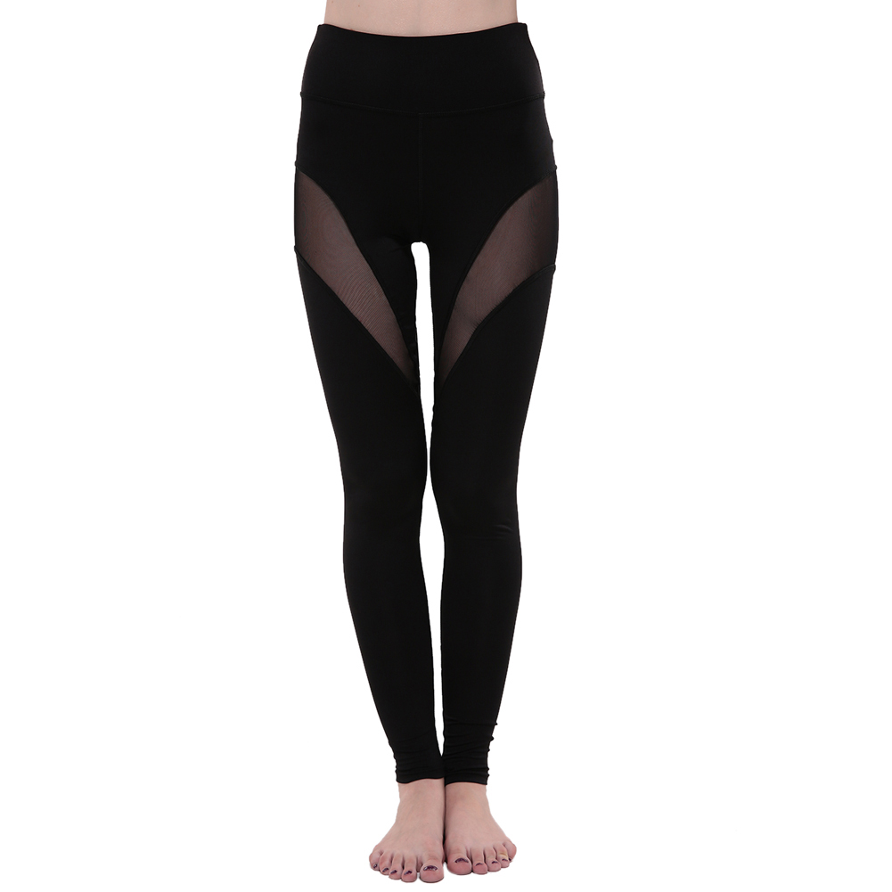 Mesh Running Leggings