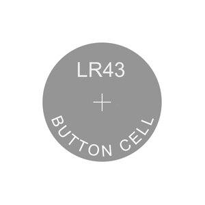 Image 2 - 알카라인 배터리 시계 코인 셀 버튼 셀 AG12 1.5V LR1142 L1142 LR43 SR43 SG12 SR1142 CX186 186 386 386A D386 1133SO 1132SO