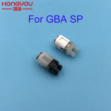 2pcs Original used Rotating Shaft Spindle Hinge Axis replacement for Gameboy Advance SP for GBA SP Console Repair(China)