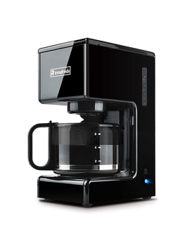 German craft intelligent Coffee machine Household Fully automatic American Hourglass Mini Grinding teapot One machine