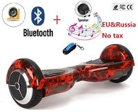 6 5 Inch Adult Electric Scooter Skateboard Boosted Board Hoverboard Bluetooth Smart Balance Wheel Scooter Gyro