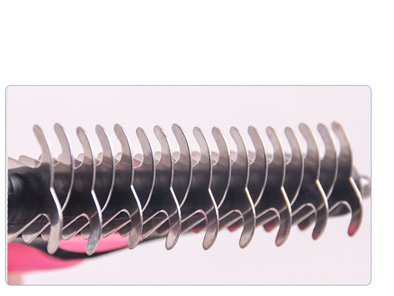 Hair Detangler Comb for Dogs & Cats 17 » Pets Impress