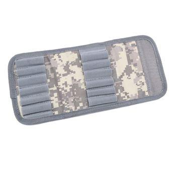 12 cartucho De Rifle acolchado soporte portador 30-06 escopeta billetera para Cartucho accesorio De Caza Escopetas De Caceria pistola Caza