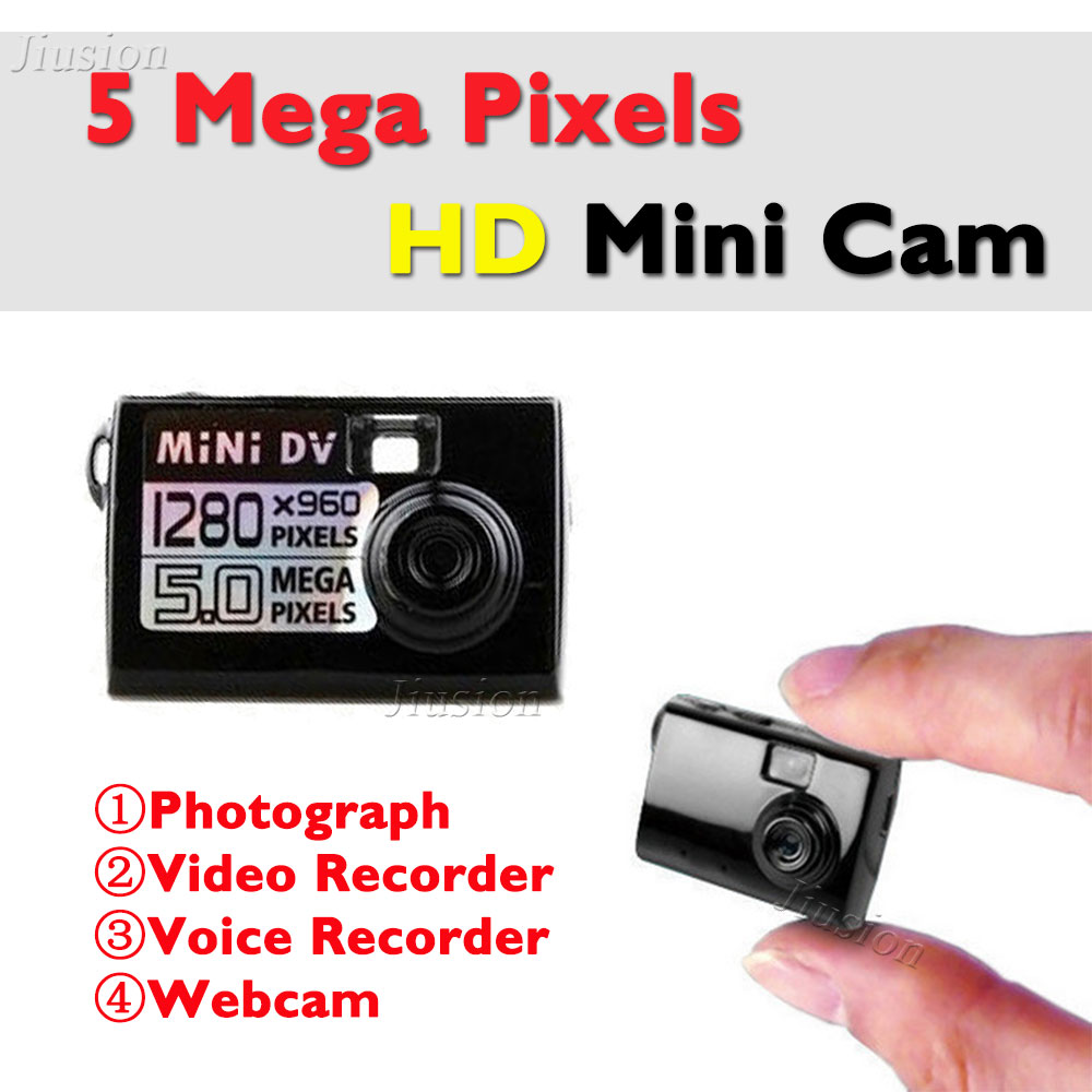 5 Mega Pixel Mini Kleinste DV Webcam mit Bewegung Sensor Digital Video Voice Recorder DVR HD Camcorder Geheimnis Micro Cam