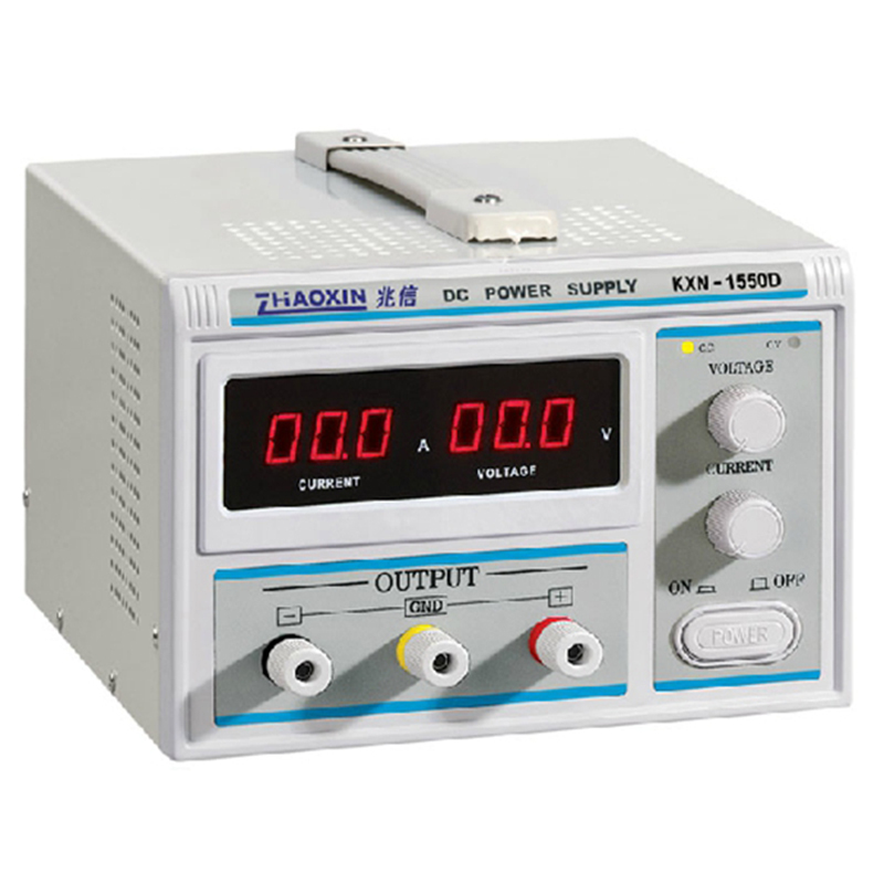 Free DHL Fedex! KXN-1550D Series High-power Switching DC Power Supply Single output 0-15V 0-50A new digital kxn 1520d high power switching dc power supply 0 15v voltage output 0 20a current output