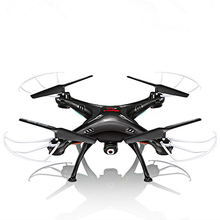 Hot Sale  Aerial RC helicopter with Camera Four axis vehicle mobile wifi model aircraft uav real-time transmission Children toys