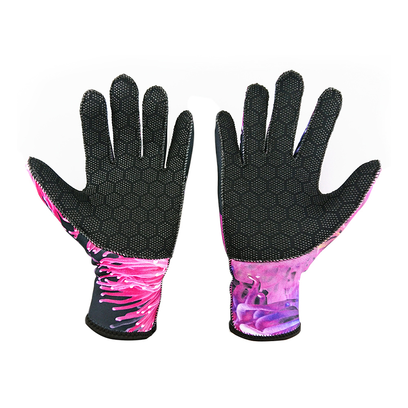 3mm diving gloves 2mm neoprene gloves 5 fingers camouglage women men diving hand fins anti-slip O'neil cressi scubapro mares bikini swimwear free diving snorkeling diving mask 2