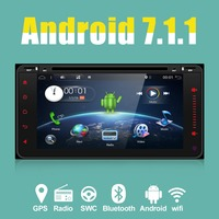 6 95 Inch Android 7 1 WIFI 1080P Screen Mirroring Function OBD2 RCA Video Car DVD