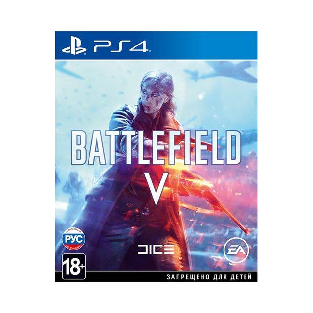Игра для Sony PlayStation 4 Battlefield V