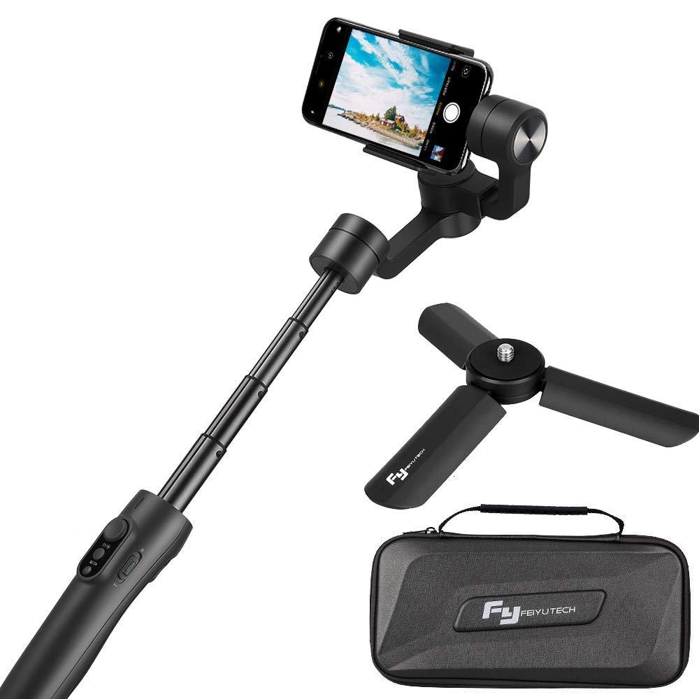 Feiyutech Feiyu Vimble 2 De Poche 3-Axe stabilisateur de cardan pour iPhone X Huawei P20 GoPro 7 6 5 PK DJI osmo 2 Zhiyun Lisse 4