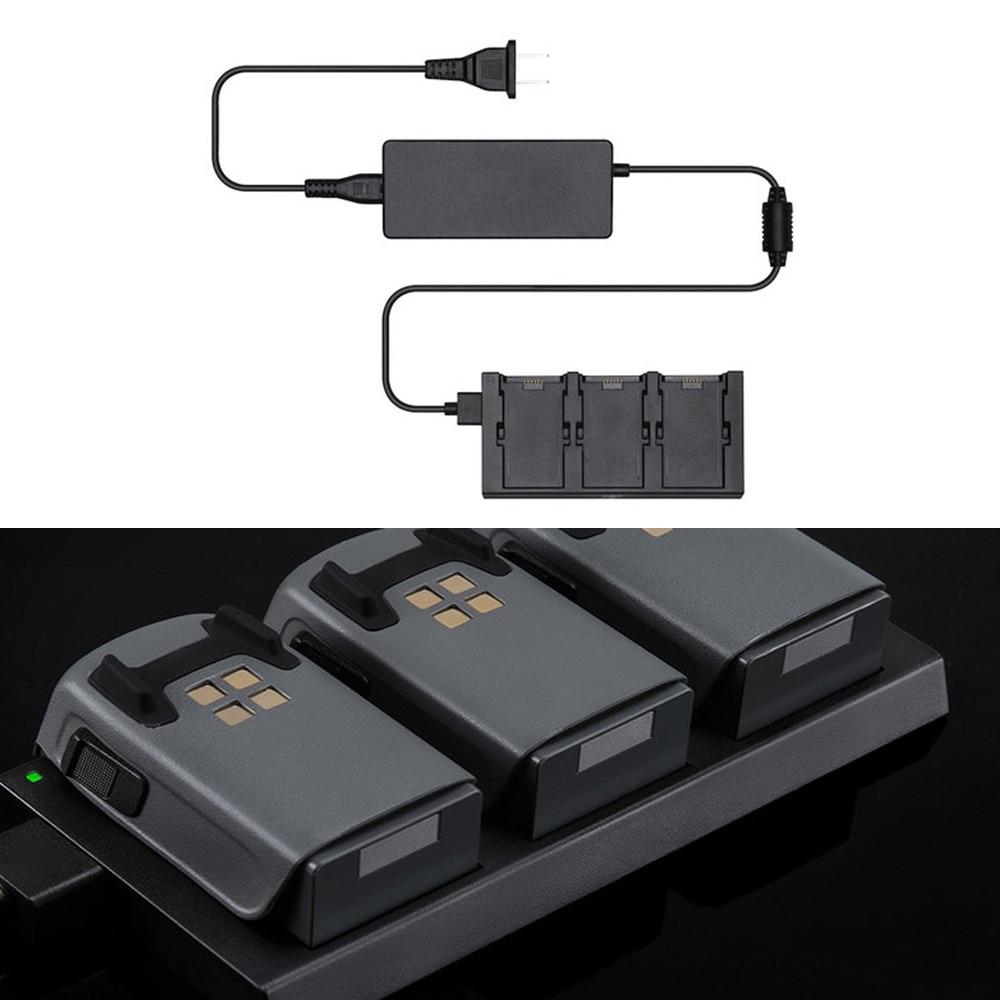 Drone Battery Charging Hub Intelligent Batteries For DJI SPARK Drone 6M9 Drop Shipping dji spark drone 3 in 1 car charger battery charging