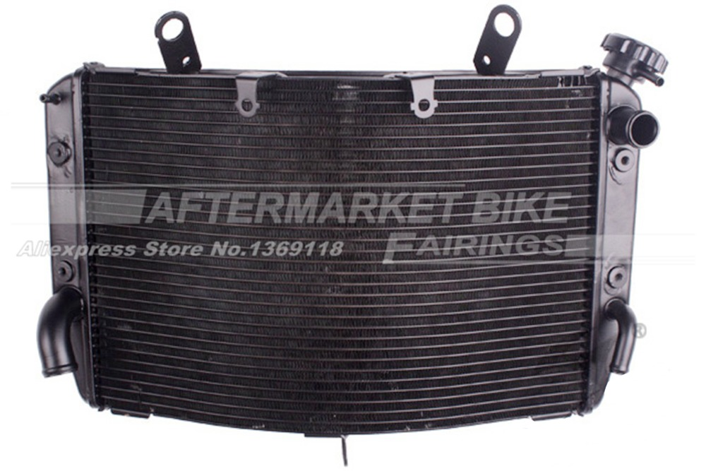 Motorcycle Radiator for Yamaha YZF R1 2004-2006 Aluminum Water Cooling Replacemen