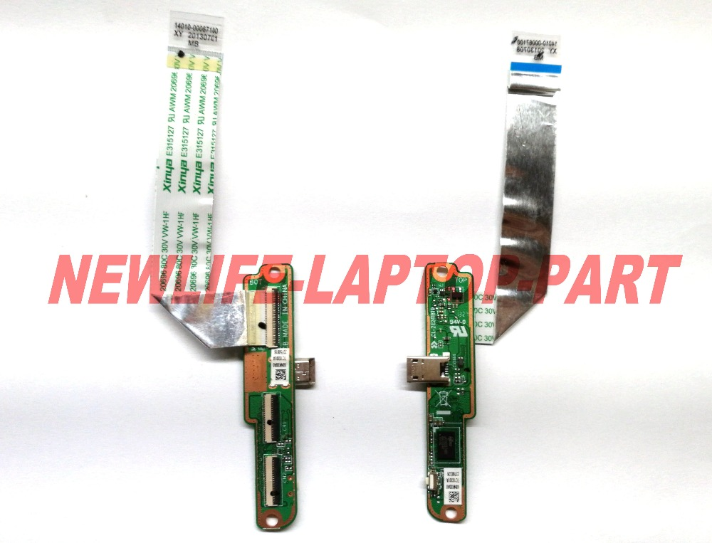 NEW original for ASUS MEMO PAD 10 ME302C K00A USB charger board ME302C TP SUB with