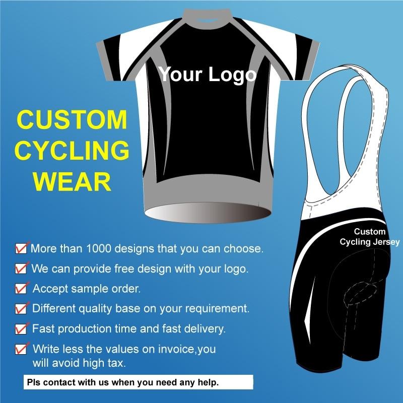 94b416516fc DIY 스타일 의류 산악 자전거 턱받이 반바지/사이클링 저지 경주 정장/2017 도매 자전거 의류 사용자 정의 서비스