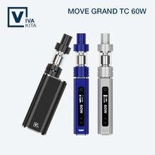 Brand Box mod  e cigarette with built-in battery shisha e juice refillable tank portable vape pen free shipping