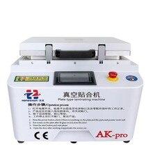 New AK PRO iPhone repair machine oca laminator Vacuum lamination machine repair lcd font b refurbish