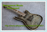 Top Selling Chinese Musical Instrument Grey Quilted Finish ESP LTD Electrica Guitarra Kits Custom Available