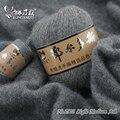 Melhor Qualidade Mongolian de 100% Cashmere Mão-de malha de Cashmere Fios De Lã Cashmere Fios de Tricô Bola de Lã Cachecol Yarny Bebê 50 gramas